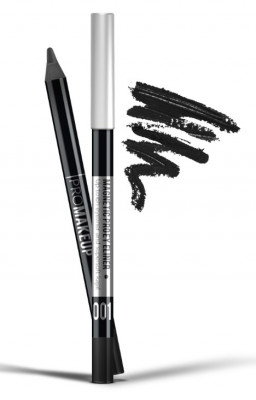 Карандаш для глаз PROMAKEUP laboratory Magnetic pro eyeliner 001 black: фото