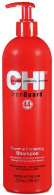 Шампунь Термозащита CHI 44 Iron Guard Thermal Protecting Shampoo 739 мл: фото