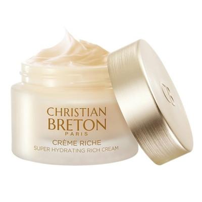 Крем для лица питательный с насыщенной текстурой Christian Breton Age Priority 50мл: фото