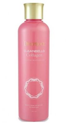 Увлажняющий тоник с коллагеном DEOPROCE Cleanbello Collagen Essential Moisture Skin 260мл: фото