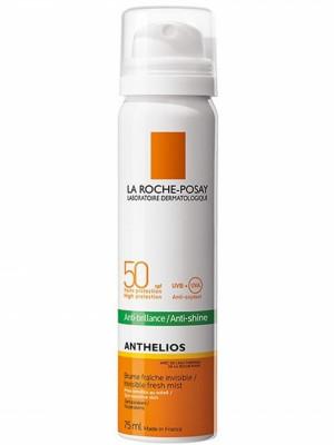 Матирующий спрей-вуаль SPF50+ La Roche-Posay Anthelios 75мл: фото