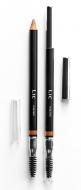Карандаш пудровый для бровей Lic Eyebrow pencil 01 Blond: фото